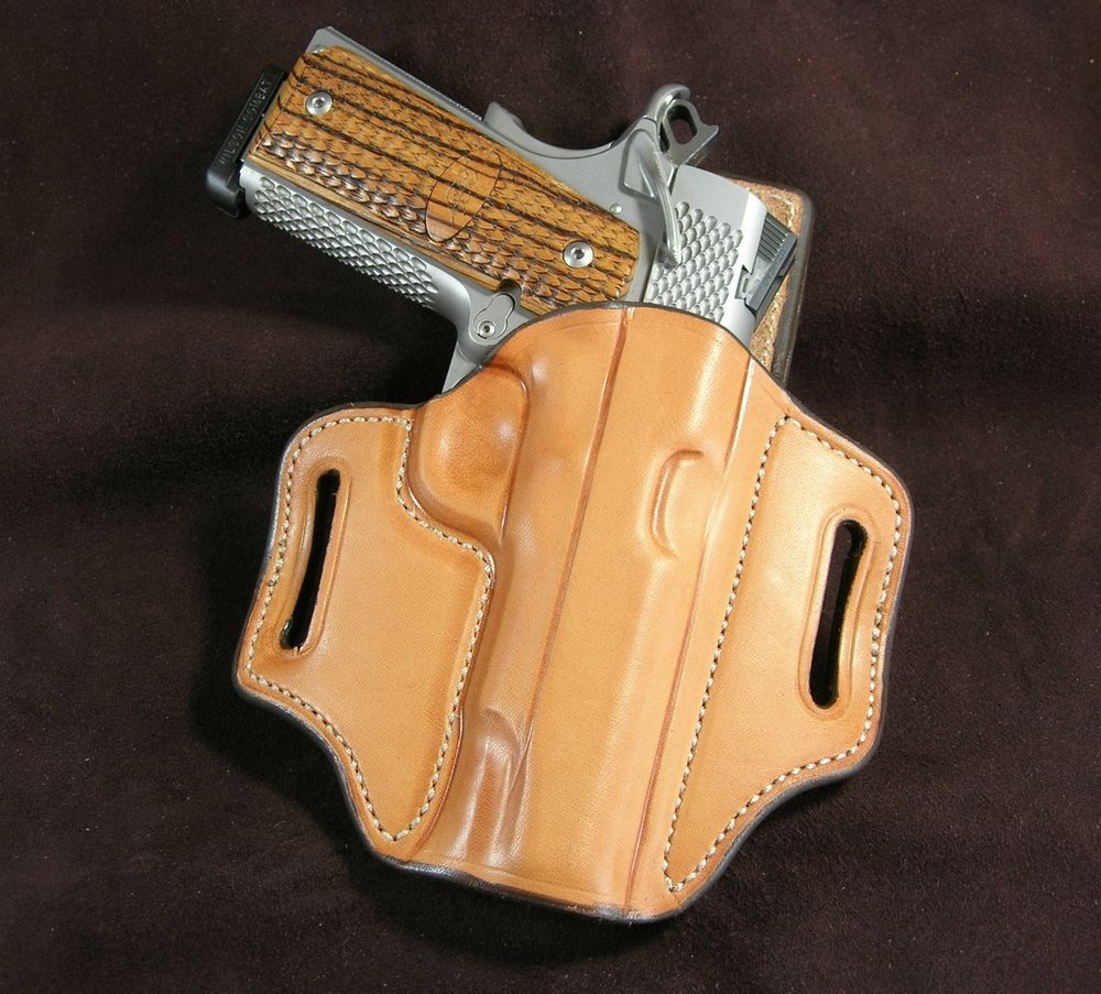 Details about Leather IWB Holster for COLT Commander 1911