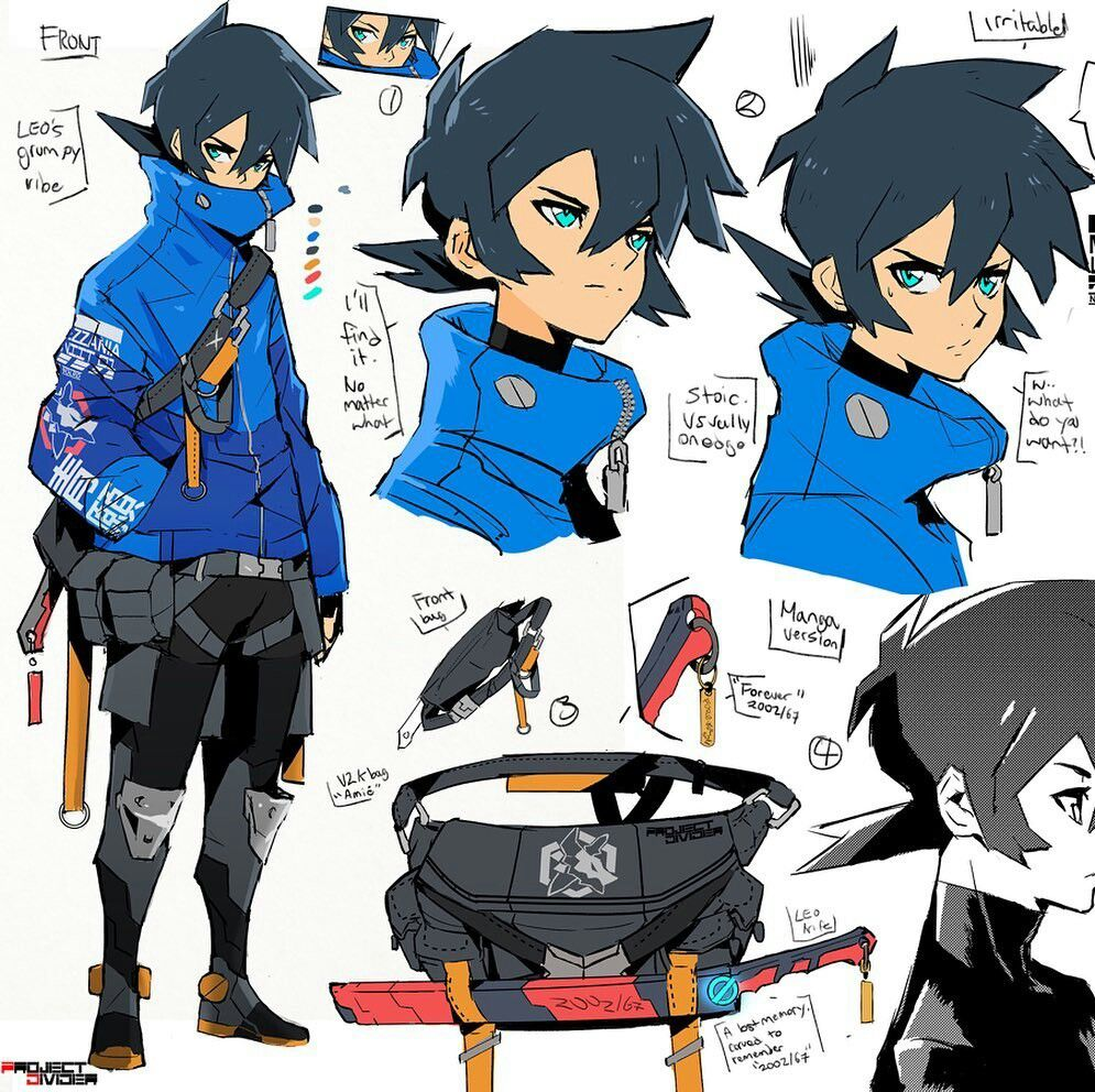 Pin By Conan Huennekens On Project Divider Anime Character Design Character Design Inspiration Concept Art Characters