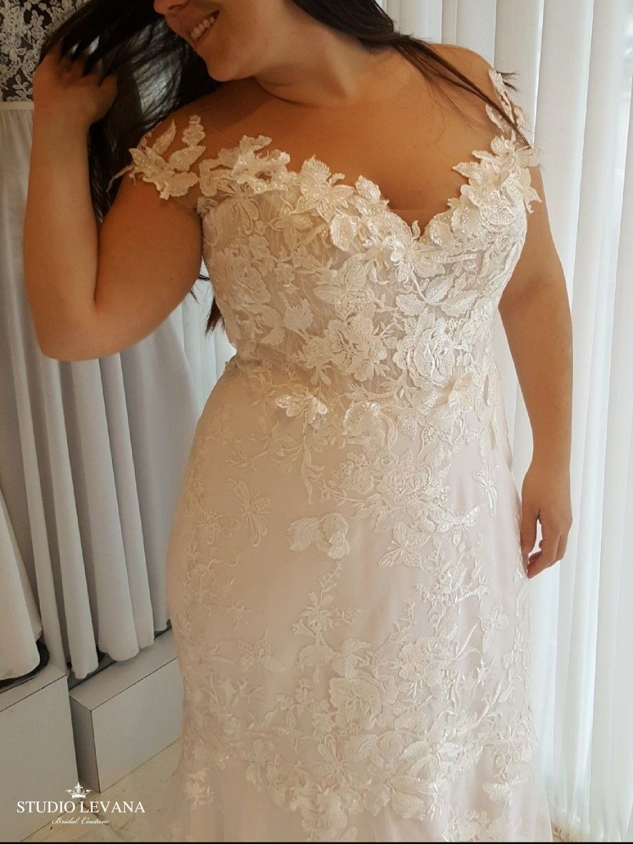 Non Traditional Wedding Dresses Plus Size Elegant Real