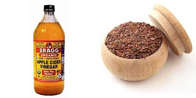 Homemade Laxatives Bragg Apple Cider Vinegar and Flaxseed If you want a homemade laxative made from food, you could try mixing apple cider vinegar and ...