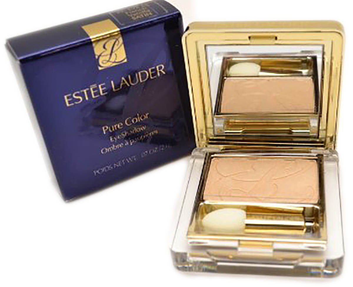 Estee Lauder Pure Color Eyeshadow PC EYE 65 FRENCH VANILLA SATIN. Maximized color impact. Magnified vibrancy, clarity and dimension. Amplified brilliance.