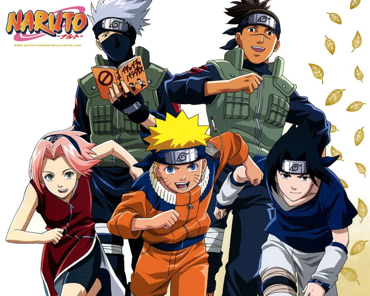Naruto watch order