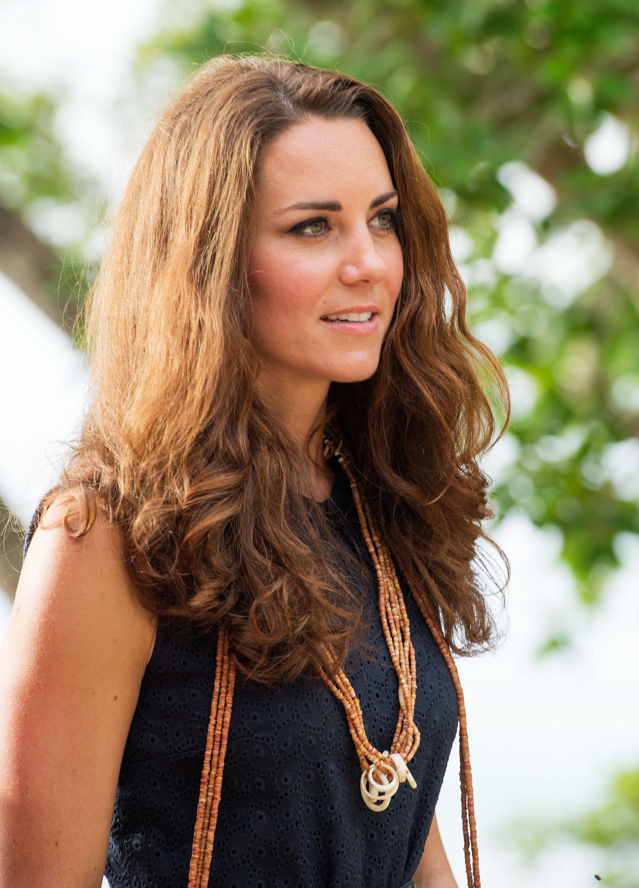 Kate Middleton S Natural Waves 2012 Kate Middleton Hair
