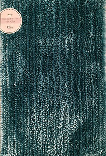 RT Designers Collection Primo High Pile Chenille Bath Mat