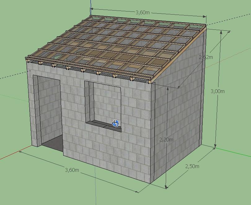 Prix De Construction D Un Garage Au M2 Parpaing Toit Plat L Impression 3d Destin En Rraf Inf En 2020 Construction Garage Autoconstruction Maison Bois Plan Maison 100m2