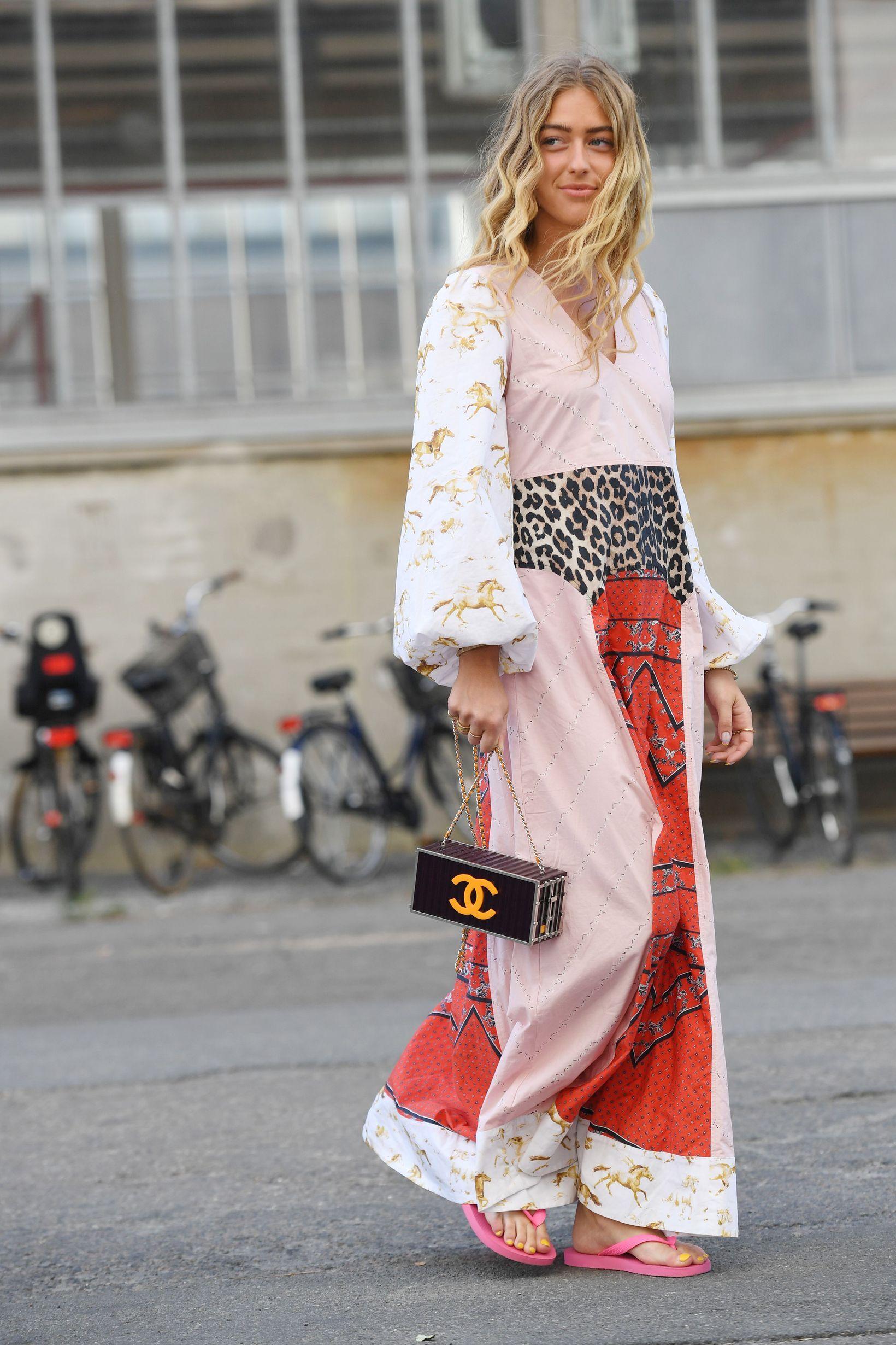 här är den otippade trenden som intog copenhagen fashion