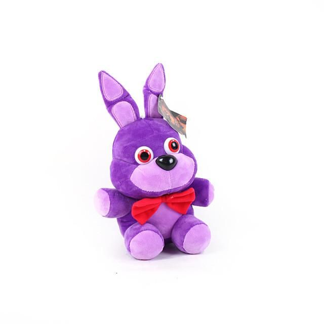 1PCS 15cm 2017 New Five Nights At Freddy's 4 Toy Doll Cartoon Fnaf Freddy Fazbear Bear Foxy Stuffed Animals Kids Toys Gift