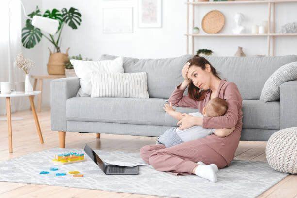 【生後7ヶ月】もし母親がインフルエンザに感染したら授乳はしても大丈夫?【専門家Q&A】
