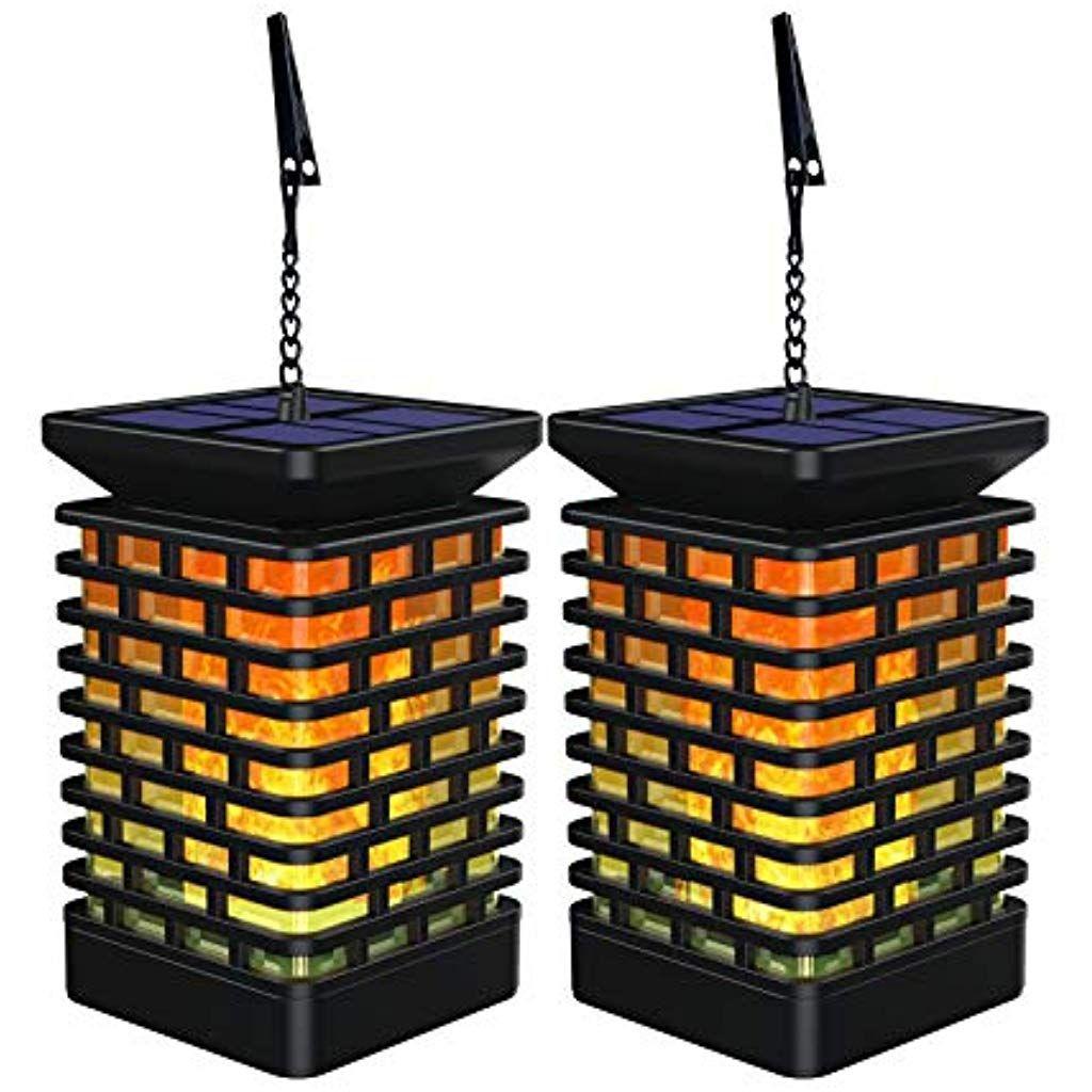 Fortand Solar Laterne Solarlaterne Garten Gartenlaternen