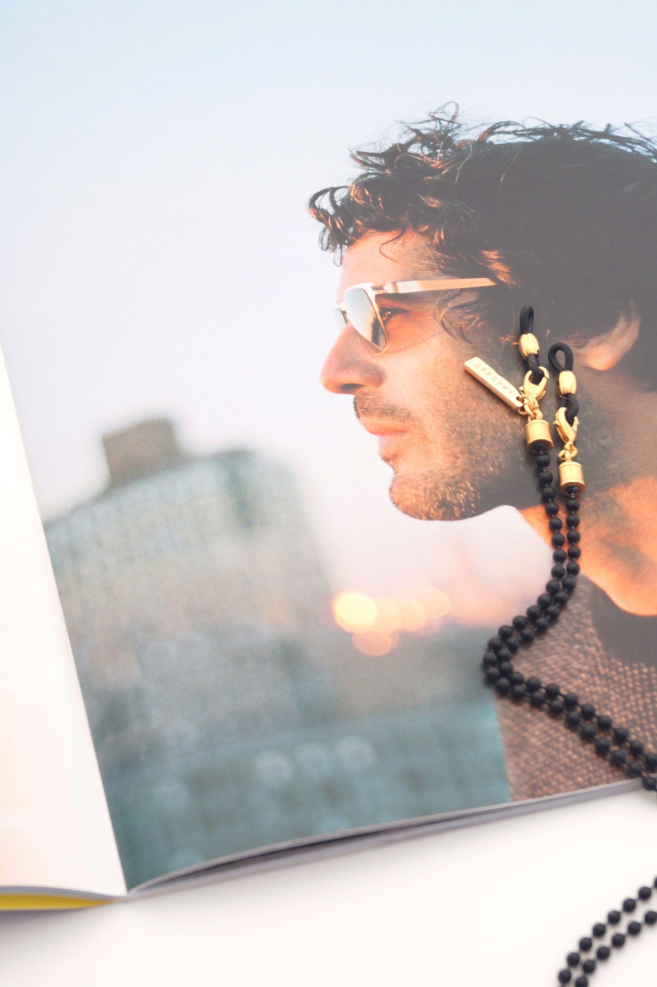 Unisex Eyeglasses Chain Minimalist Glasses Holder for Men & | Etsy | Mens  sunglasses fashion, Eyeglass chain, Glasses strap