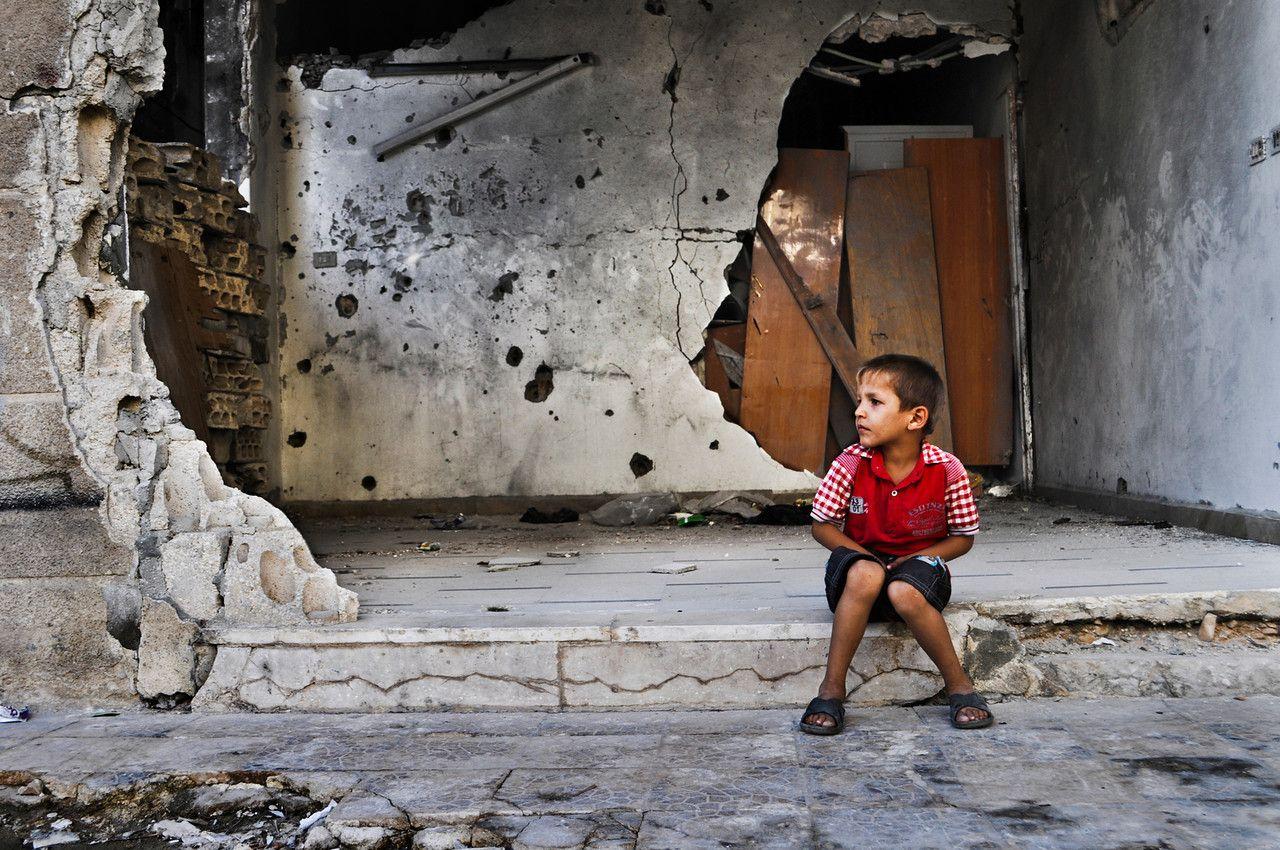 After Paris Imagine The Children Of Syria Savas Cocuk Insan