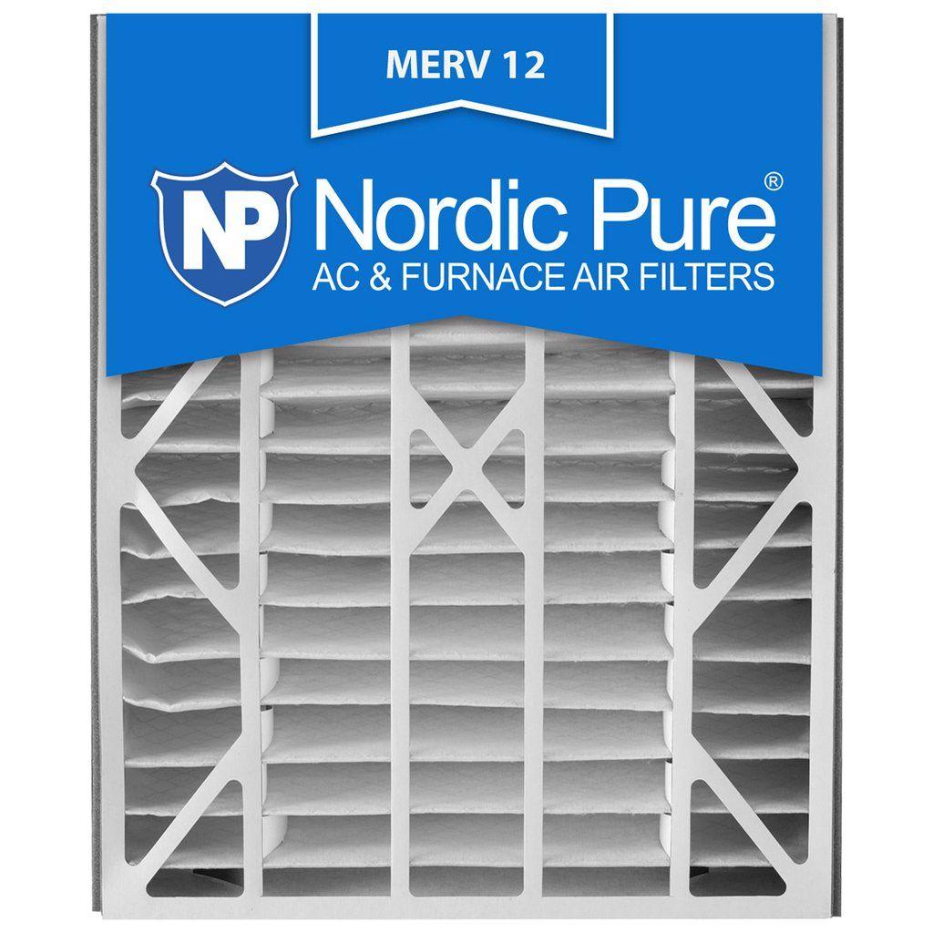 Air Bear Replacement Furnace Ac Air Filter 20x25x5 Merv 12 Furnaceairfilter Electrostaticfurnacefilter Furnacefilte Clean Air Ducts Merv Air Filter Lights