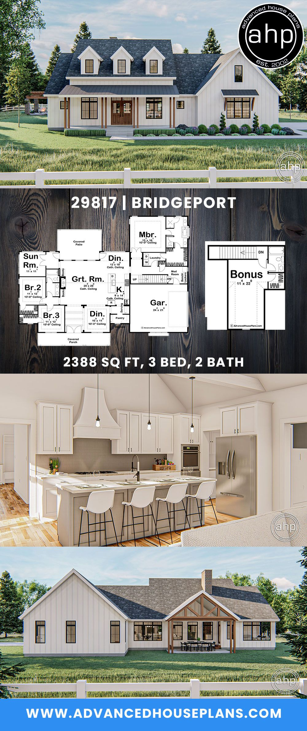 29++ New farmhouse plans ideas in 2021