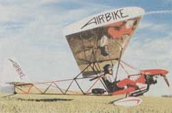 Build Easy to Assemble Low-Cost Ultralight Aircraft