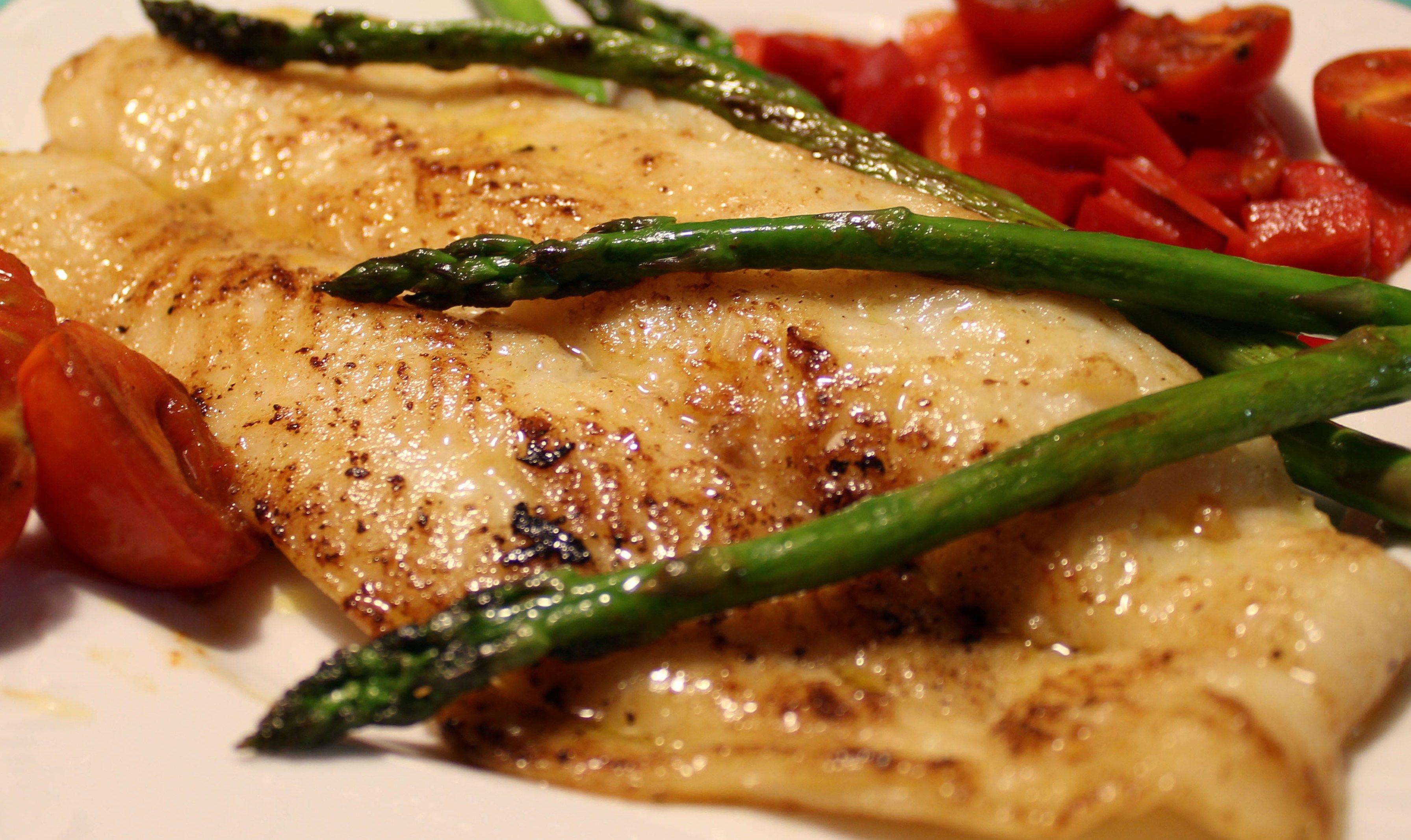 Men mart19 pescado con esp rragos bistec ranchero Menu comida casera