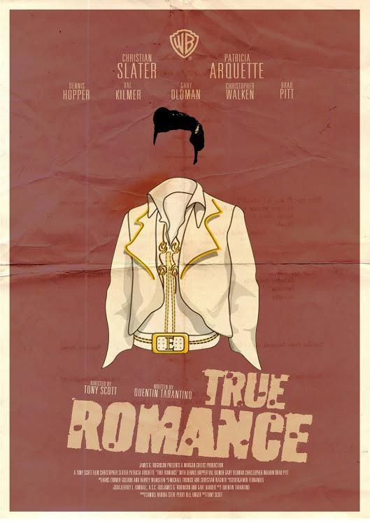 True Romance True Romance Romance Movies Best Movie Posters