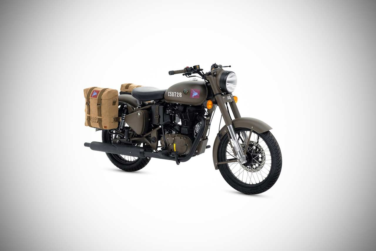 Recently Royal Enfield Had Unveiled The Limited Classic 500