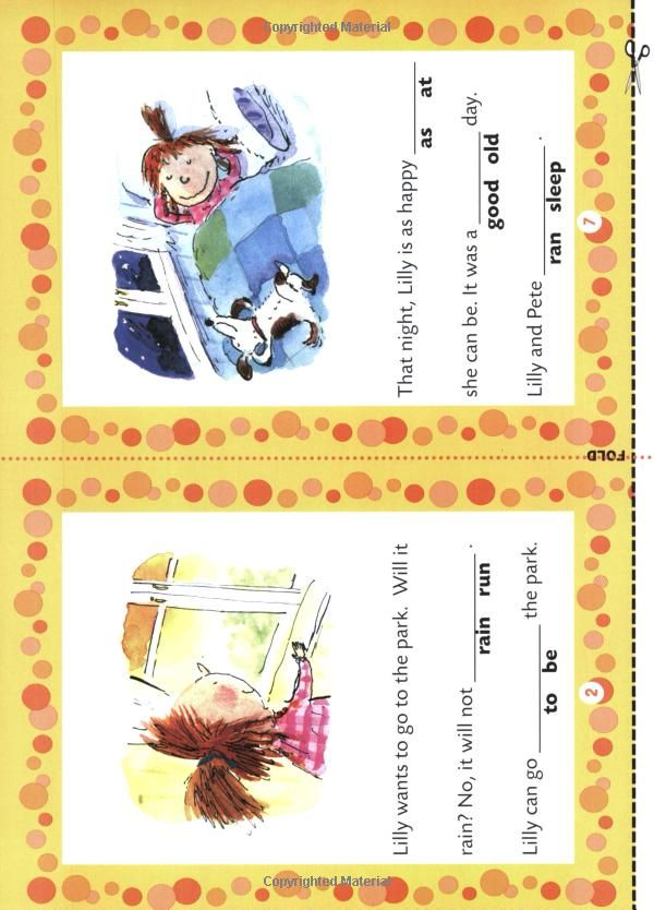 100 Words Kids Need to Read by 1st Grade: Sight Word Practice to Build Strong Readers: Terry Cooper: 9780439399296: Amazon.com: Books