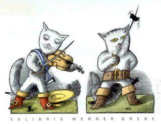 Ex-Libris- Werner Grebe