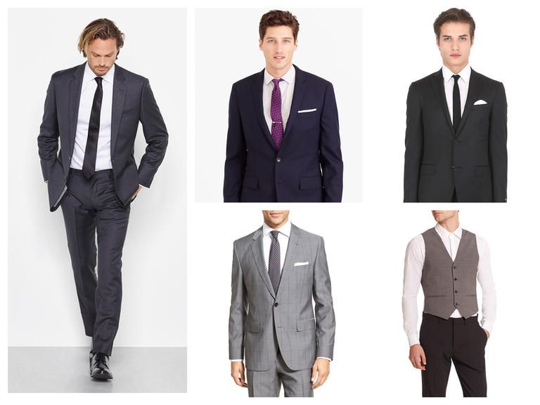 What To Wear To A Wedding: Wedding Outfits For Men And