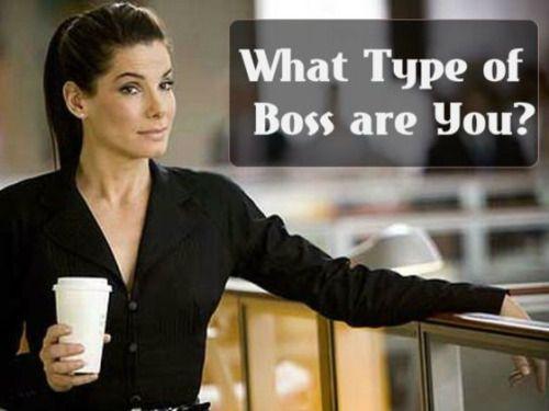 What Type Of Boss Are You? http://ift.tt/1TvnXL4  #Boss Business Job World