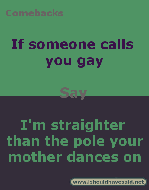 how to test if someone is gay