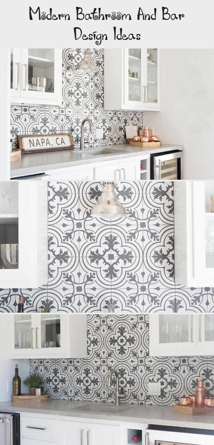 Great Free Of Charge Ceramics Tile Bar Concepts The Installation Of Ceramic Tile Is Usually Tricky Thriving Modern Bathroom Bar Design Modern Vintage Bathroom