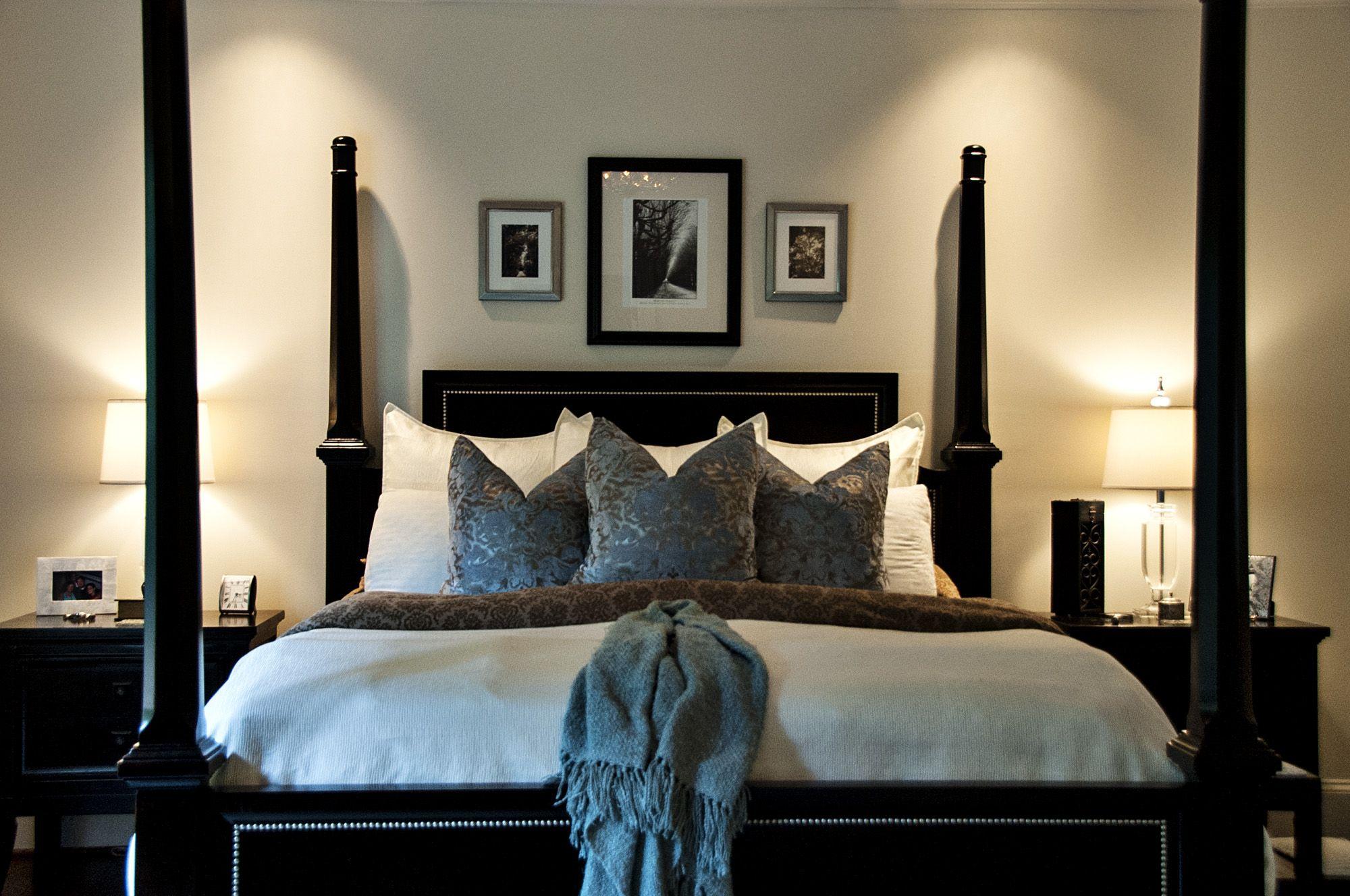 Master Bedroom www.2gaysdesign.com