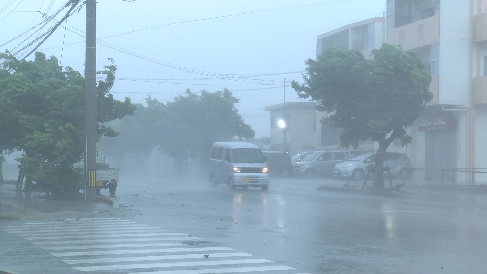 Hurricane Wind And Rain Lash Urban Area Stock Footage Rain Lash Hurricane Wind Wind And Rain Hurricane Winds Urban Area