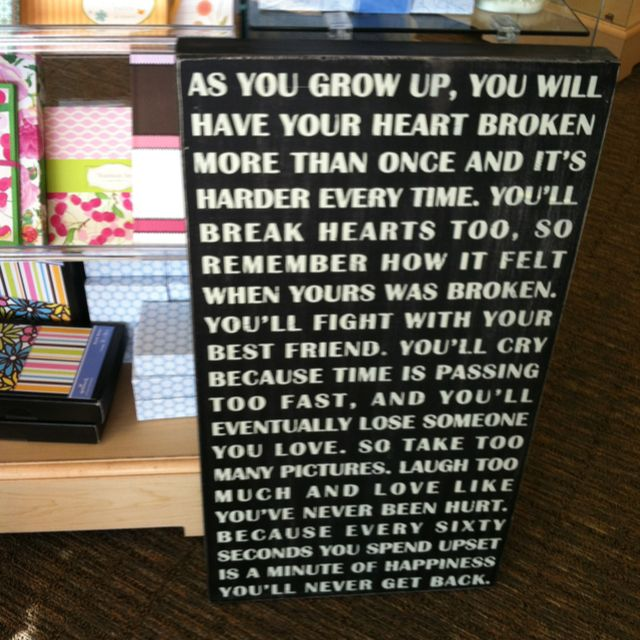 Saw this in a Hallmark :)