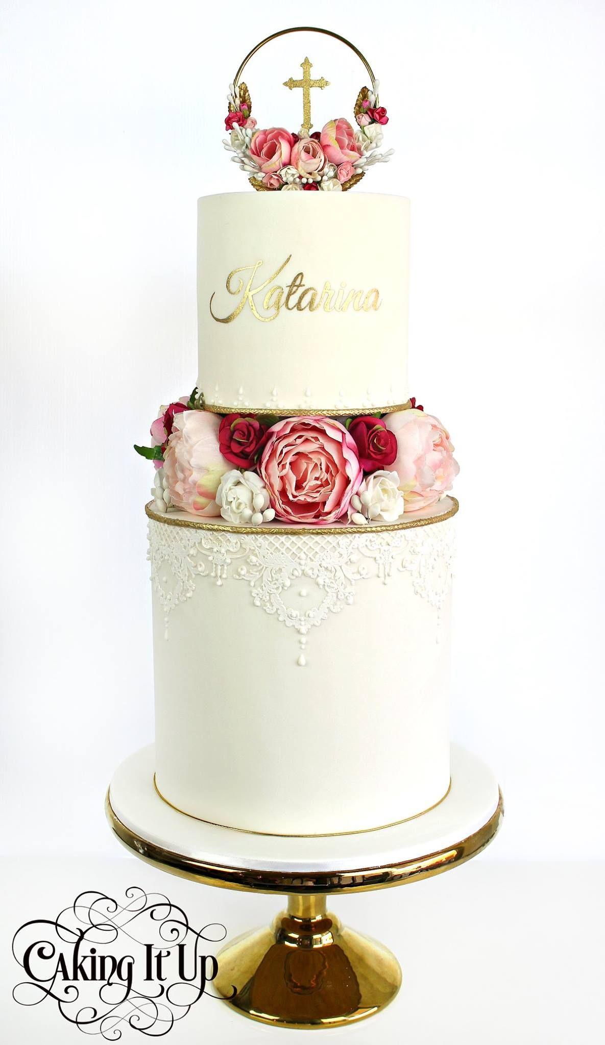Caking It Up | Cakes - Elegant in 2019 | Religious cakes