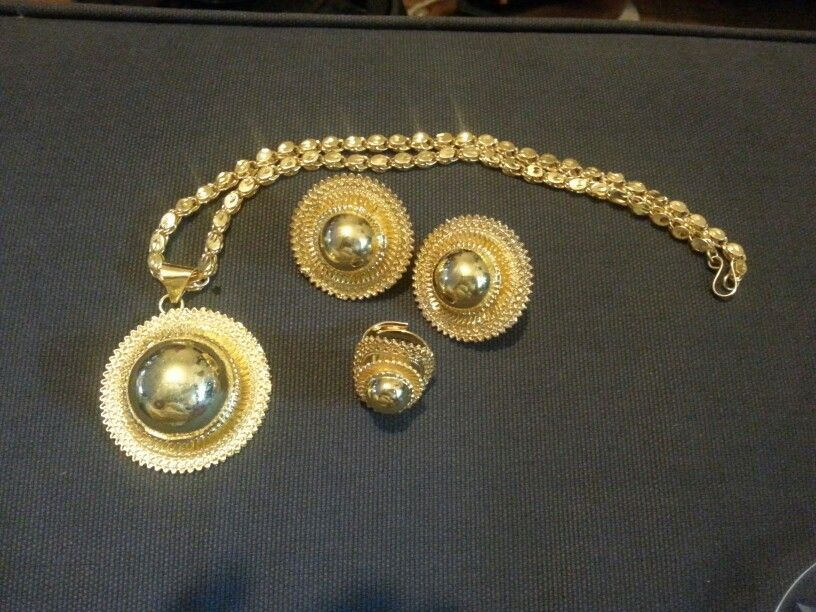 Eritrean Ethiopian traditional gold jewelry Habesha