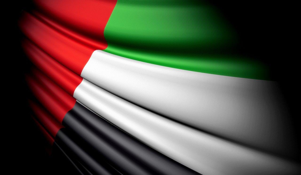 Flag Of United Arab Emirates United Arab Emirates Uae Flag Emirates