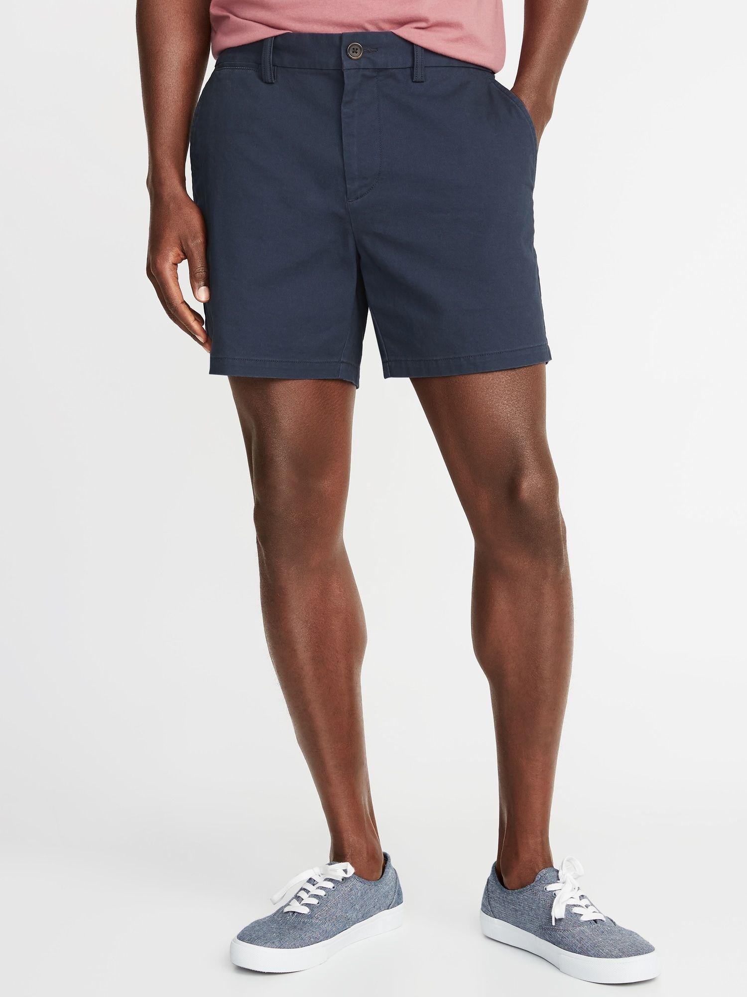 men's 6 inch inseam shorts