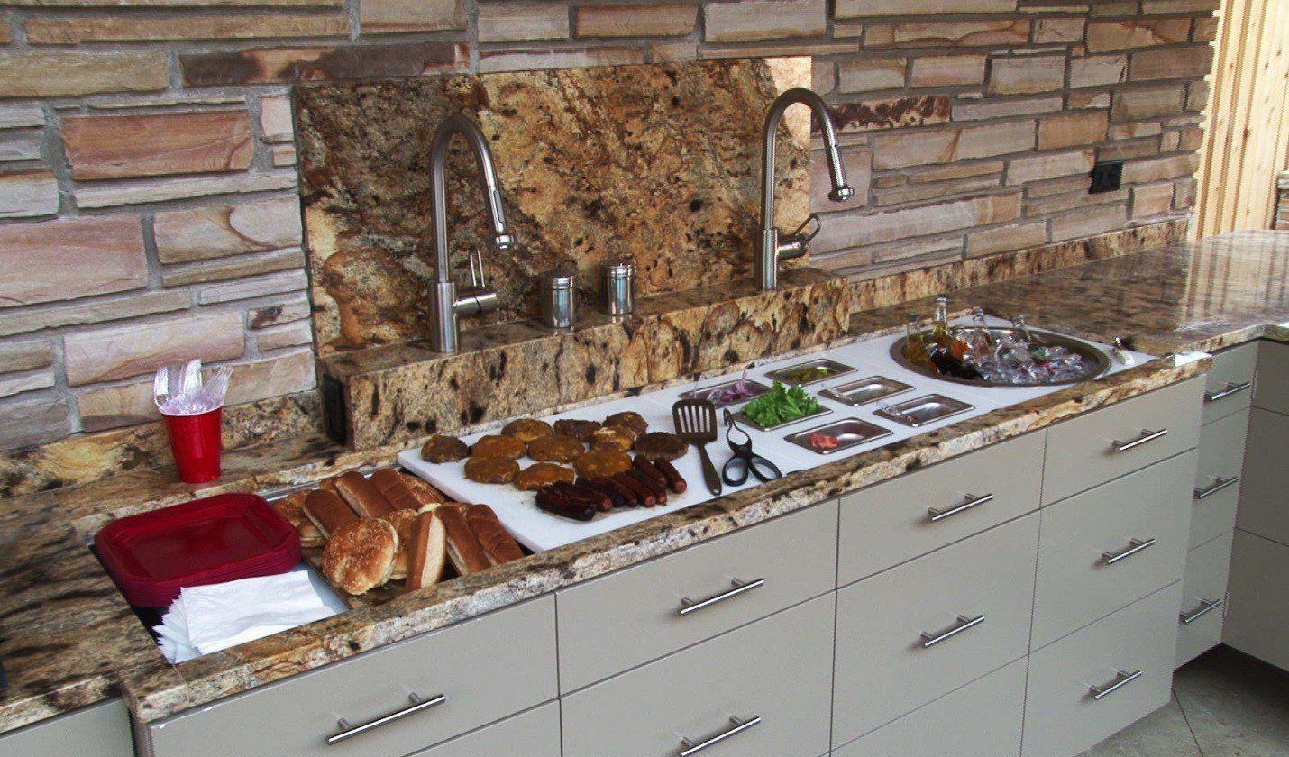 Tulsa Ok Outdoor Kitchen Cabinets Kitchen Kitchen Remodel
