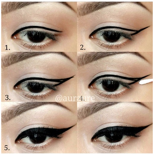 5ee15394a1d Lining the eyes might be, for a lot of women, the hardest step from the…