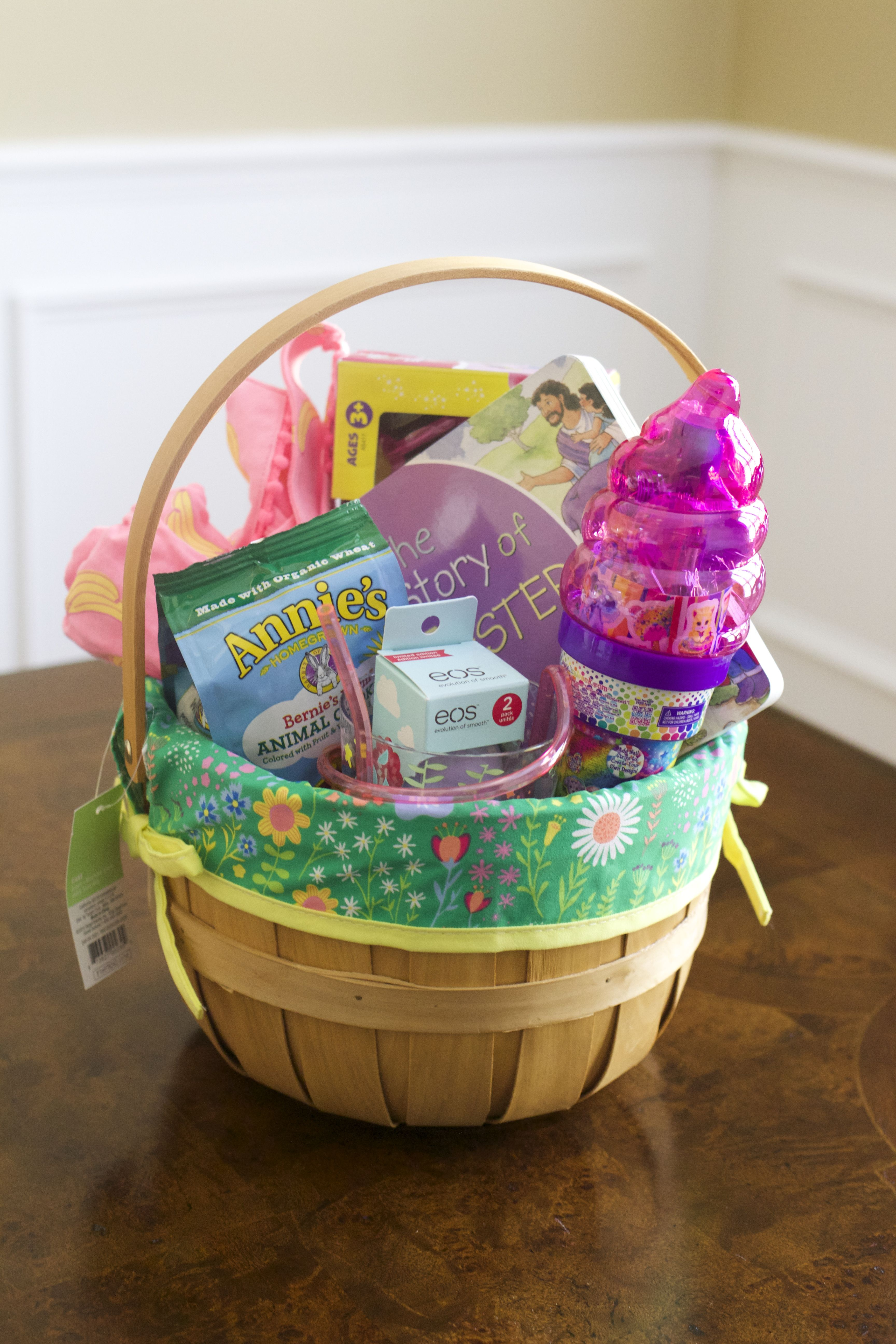 Candyless easter basket ideas with images easter