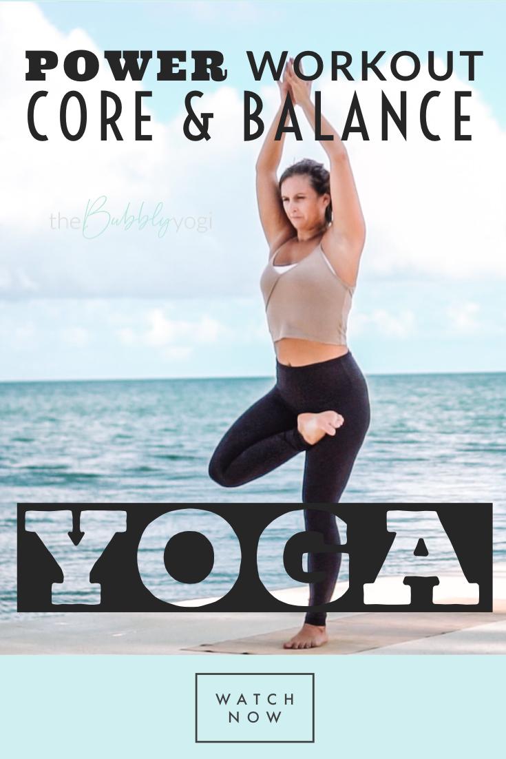 Pin On Free Yoga Class Bubbly Yogi
