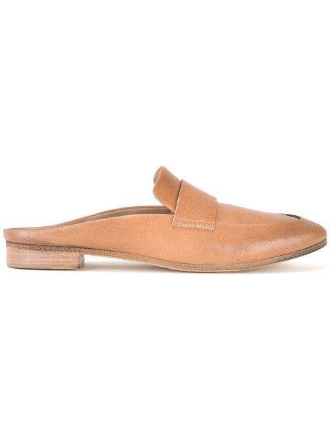 Chaussures Marsall Ballerine Métallique - Nue & Tons Neutres Ka6yM8piIj