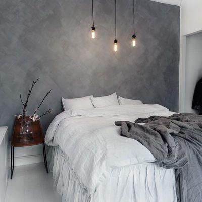 Come decorare le pareti della camera da letto: 7 opzioni | Home ...
