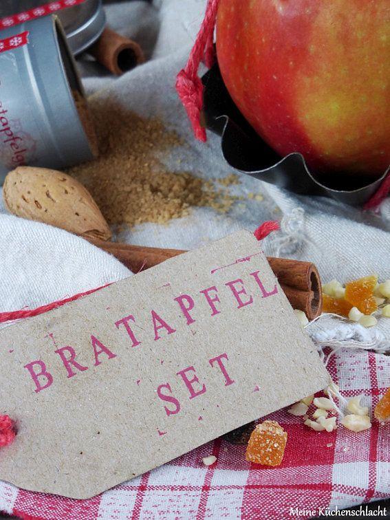 Brat Apfel Geschenk-Set