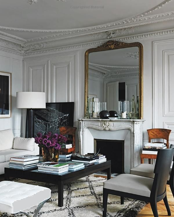 French Accents Apartment Design Inspiration Apartment Decor Apartment Design