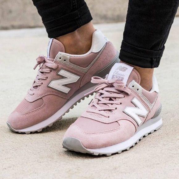 chaussure femme new balance rose