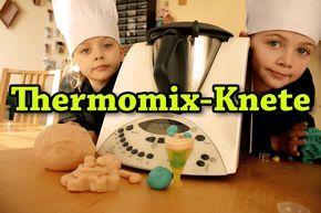 Rezept: Thermomix-Knete ohne Alaun