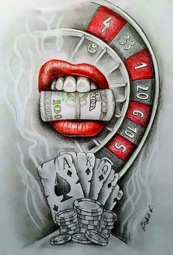 нσυѕтσиqυєєивяι♛♚ | drawings | Tattoos, Dollar tattoo ...