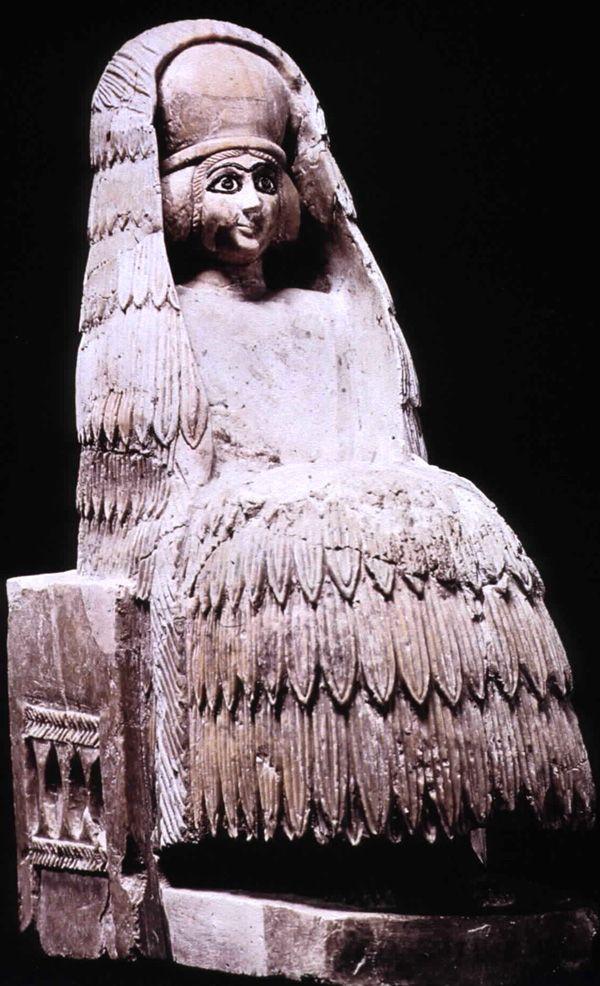 Statue Sumerian, 2500 BC The British Museum | Ancient