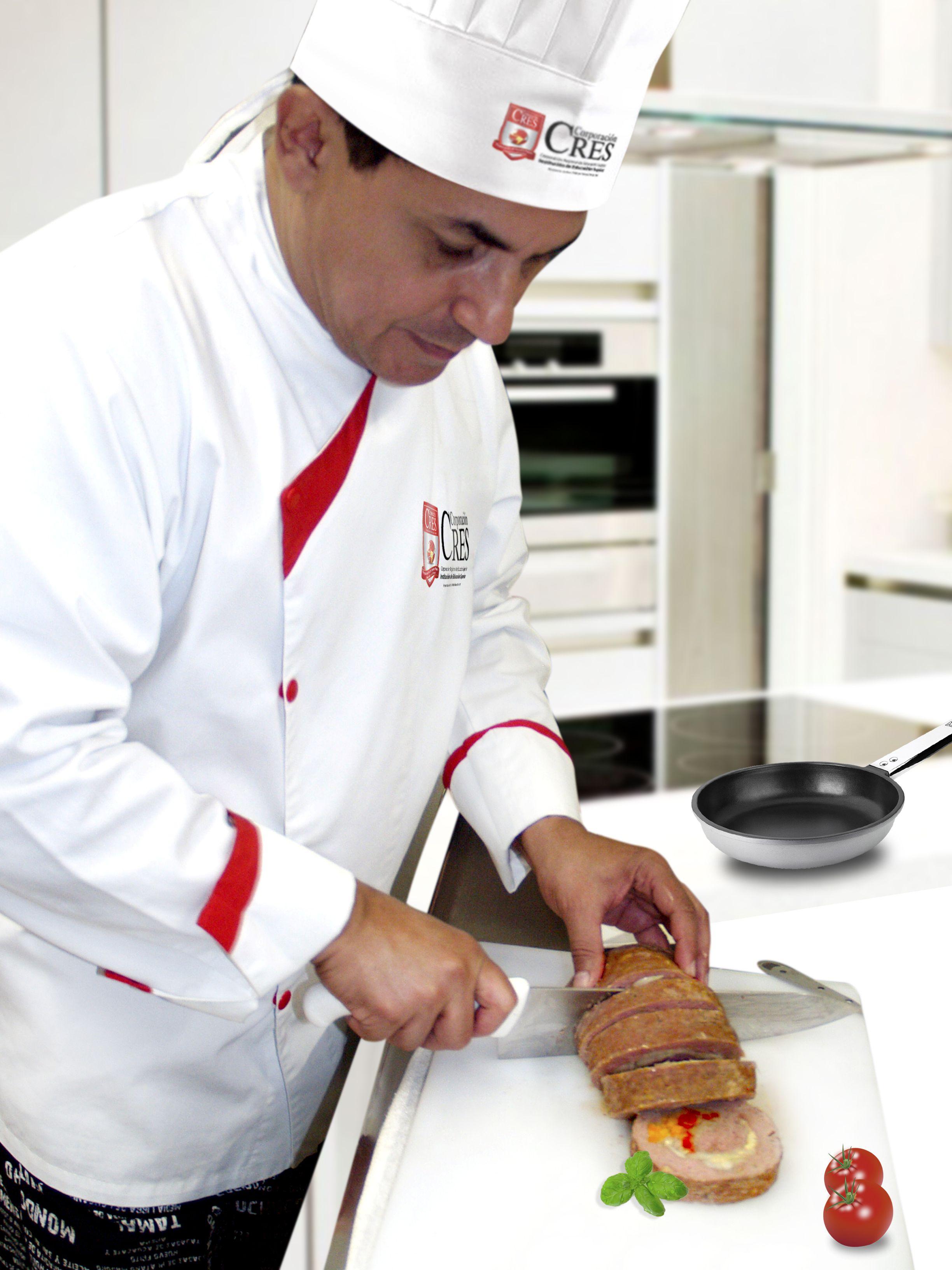Formaté en técnico profesional en operación de servicios gastronómicos #CorpoCres #EStuDIA #MatriculateYa