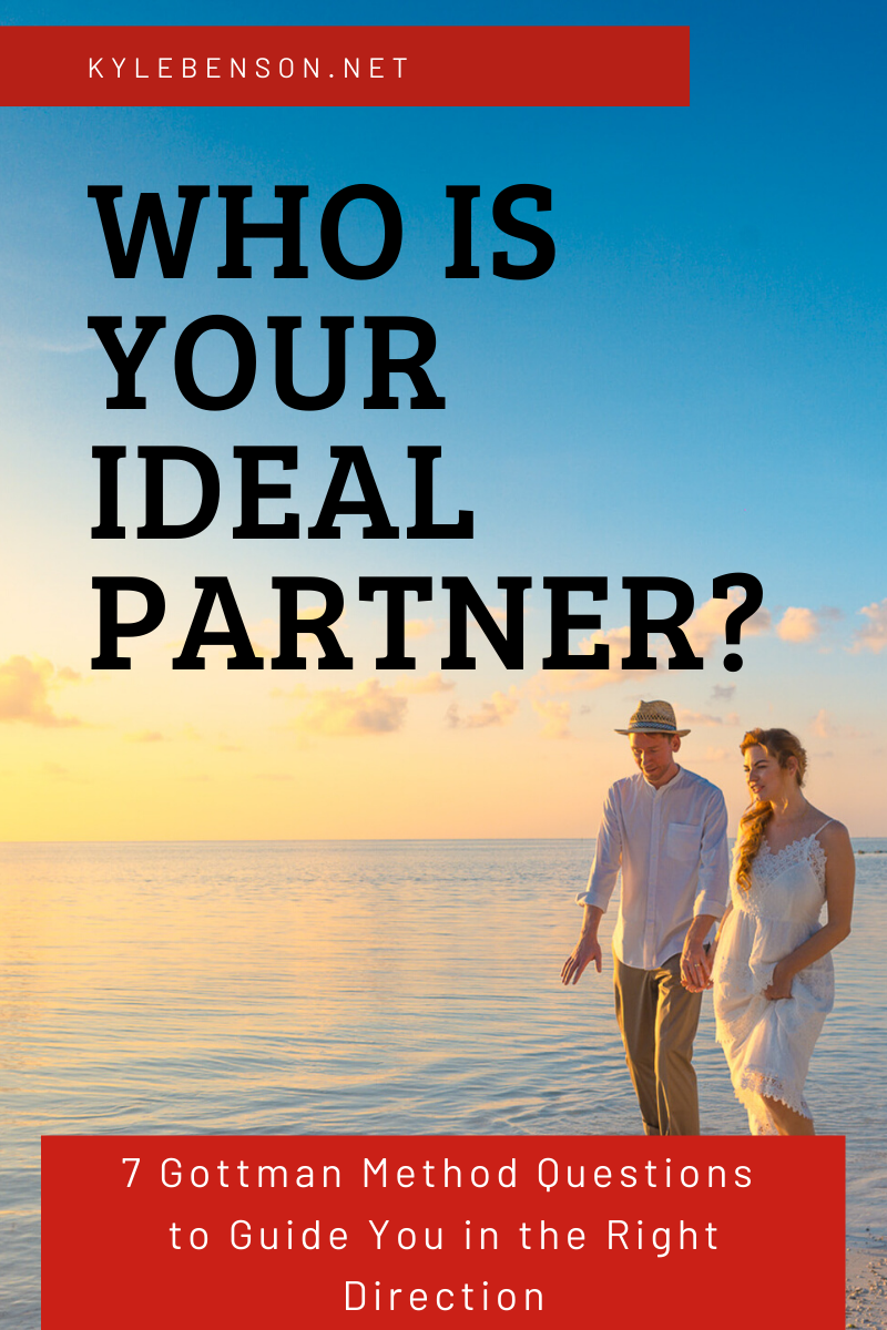 Who is Your Ideal Partner? in 2020 Relationship