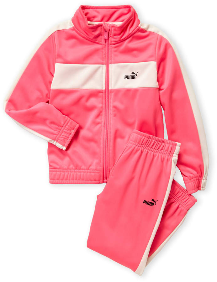 PUMA Toddler Girls Jogger Set