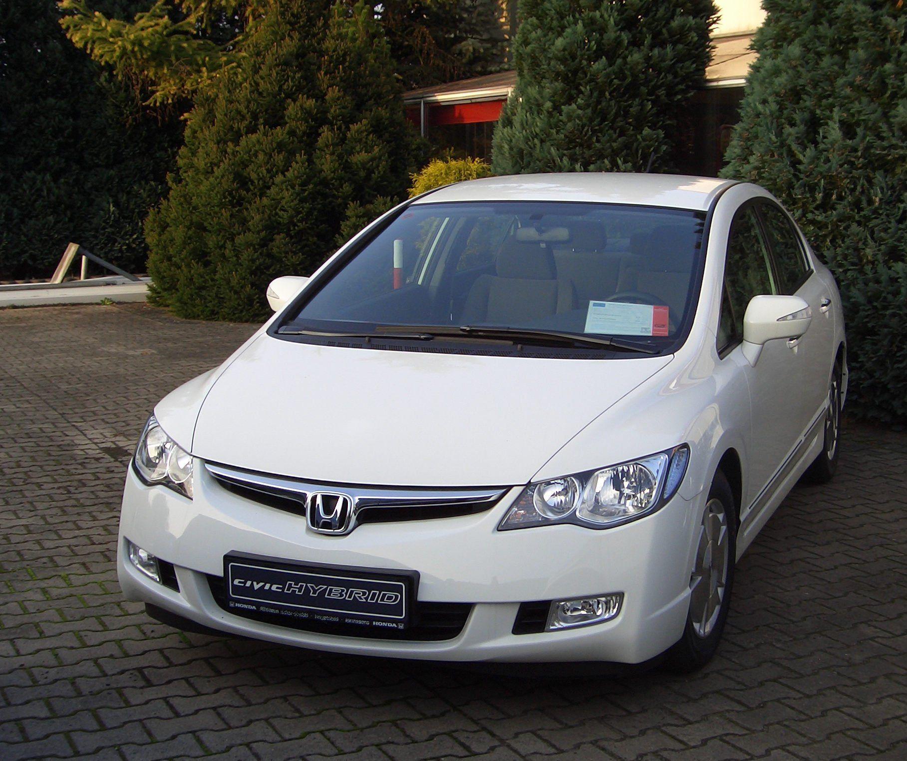 Honda Civic Hybrid | Honda | Pinterest | Honda civic hybrid, Honda ...